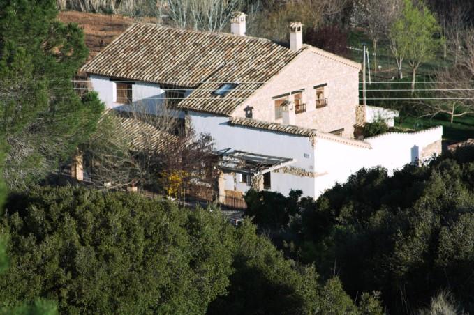 Vista Casa del Río