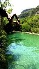 Disfrutando del Río