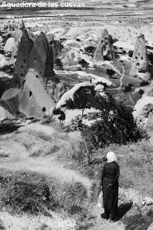 Aguadora de las cuevas