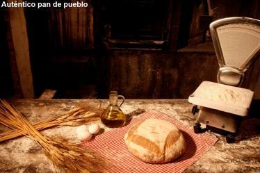 Auténtico pan de pueblo