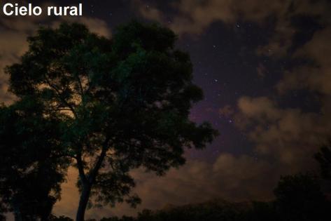 Cielo rural
