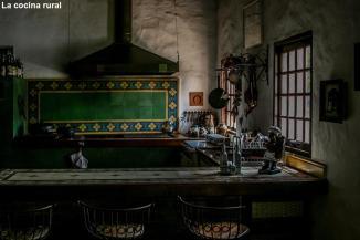 La cocina rural