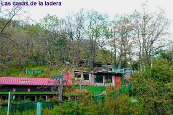 Las casas de la ladera