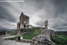 Las ruinas de Calatañazor