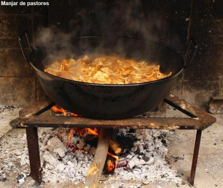 Manjar de pastores