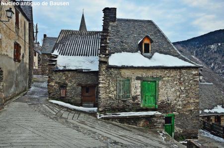 Núcleo antiguo de Bausen